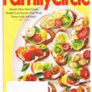 Family Circle Magazine July 2014-Main Dish Salads-Weight Loss Secrets -4th Party