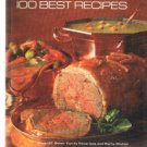 CAMPBELL'S  100 Best Recipes Cookbook - Family Favorites & Party Dishes