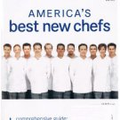 FOOD & WINE Magazine July 2002-America's Best New Chefs-Guide to 110 Restaurants