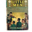 Child's Library LITTLE MEN- Louisa Alcott-Saalfield Publishing Co First Edition?