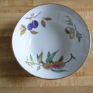 Royal Worcester Evesham Gold Salad or Serving Bowl 9 5/8""
