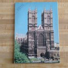 WESTMINISTER ABBEY by E F Carpenter- Dean -Descriptions in 4 Languages - England