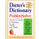 The Dieter's Dictionary by Victoria Zak- An A-Z Guide to Nutrition-Heath-Fitness
