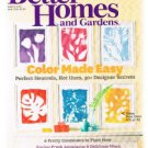 BETTER HOMES AND GARDENS Magazine March 2012-Color Made Easy-Adult Party Birthda