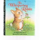 Vintage Golden Press THE WHISPERING RABBIT by Margaret Wise Brown - # 312-03