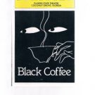 Playbill BLACK COFFEE - April 1982- Players State Theater Coconut Grove Florida