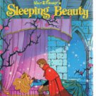 Vintage Golden Book - SLEEPING BEAUTY - 1986 - Disney