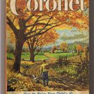 CORONET Magazine October 1955-June Allyson-Raise Child's IQ-Life Will Be in 1965