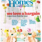 BETTER HOMES AND GARDENS July 2012-We Love A Bargain-Create Style For Less