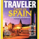 National Geographic Traveler Magazine September 2002 -Sean Connery's Edinburgh +