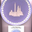 WEDGWOOD 1970 Annual Collector's Plate With Box - Trafalgar Square