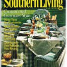 SOUTHERN LIVING June 2000-Casual Style-Blueberries-Quesadillas-Southern Baseball