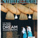 SMITHSONIAN Magazine September 2009-Top Travel Writers Dream Assignments-Japan +