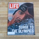 Life Magazine 18 August 1972 -Munich Olympics -Mark Spitz -Roald Dahl- S Shriver