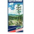 HUEHUETENANGO Guatemala fold out brochure - no date - circa 1980's - MAM Kingdom