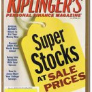 KIPLINGER'S Magazine November 1998 -Suze Orman Speaks -2000 The World Boom Ahead