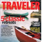 National Geographic TRAVELER April 2002-Greek Isles-Julia Child's Santa Barbara