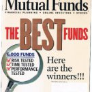 MUTUAL FUNDS Magazine March 2001-Best Funds-Bush's Tax Plan-Recession Rears Head