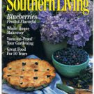 SOUTHERN LIVING June 1996 -Blueberries-Great Food For 50 Years-Carolina Living +