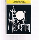 Playbill A Moon For The Misbegotten Players State Theatre Coconut Grove Florida