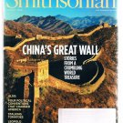 SMITHSONIAN Magazine August 2008-China's Great Wall-Bo Diddley-Mafia Princess +