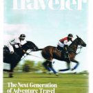 Conde Nast Traveler  June 2015 -Adventure Travel-Polo-US Safari-Global Warming +