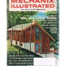 MECHANIX ILLUSTRATED June 1969 - MI's Vacation House-Make Boat Unsinkable-Racing