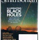 Smithsonian Magazine April 2008 Black Holes-Capetown-LBJ-Gustave Courbet +