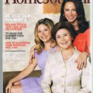 LADIES HOME JOURNAL Magazine June 2010 - Laura Bush Life  - De-Clutter Your Life