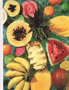 Vintage Time-Life Foods Of World Cooking-Caribbean Islands -Spiral -HB -cookbook