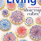 MARTHA STEWART LIVING July 2011-Best Of Summer-BandanaCrafts-All American Dishes