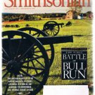 SMITHSONIAN Magazine July 2011-Battle Of Bull Run -Botanical Art-Bats-Beer-Whale