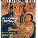 Smithsonian Magazine December 2007-Jesus and Mary In Ethopia-Marseille-Miami Art