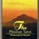 THE PLEIDIAN TAROT Fundamentals of Divination by Adam D'Amato - book