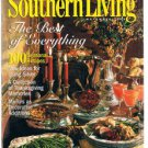 Southern Living Magazine November 2000-Thanksgiving-100 Seasonal Recipes-Mirrors