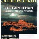 SMITHSONIAN Magazine February 2008 -Parthenon-Whale Mating-WWII Art Commandos +