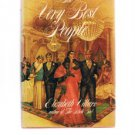 THE VERY BEST PEOPLE by Elizabeth Villars - Book Club Edition -BCE -Philadelphia