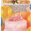 Family Circle Magazine September 1982 -50th Anniversary