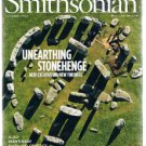 SMITHSONIAN Magazine October 2008-Unearthing Stonehenge-Last Doughboy-Salmon