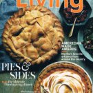 MARTHA STEWART LIVING Magazine  November 2012 -Thanksgiving Dinner-Artisans-Pies