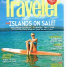 CONDE NAST TRAVELER Magazine July 2009-Hawaii-Caribbean-Japan-Africa Isle - Spas