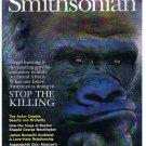SMITHSONIAN Magazine January 2005-Gorillas-Aztec Empire-Jamestown-Oscar Peterson