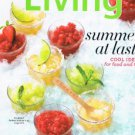 Martha Stewart Living Magazine June 2011-Family Reunion