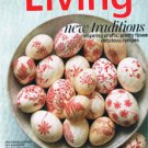 MARTHA STEWART LIVING Magazine April 2013 -Easter Crafts -Centerpieces -Cleaning