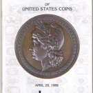 Harmer-Rooke Auction Catalog US Liberty Coins April 1986