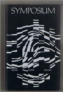 SYMPOSIUM -Arthur Kinney-Philosophy Plato-Martin L King-Aristotle-Hesiod-Homer +