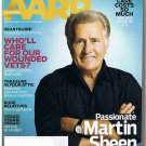AARP Magazine July 2008-Wounded Vets-Martin Sheen-Ray Bradbury On Love-Heartburn