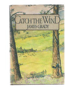 CATCH THE WIND by James Grady Hardcover with Dustjacket 1980