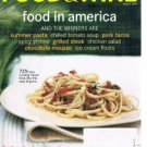 FOOD & WINE Magazine August 2002 - Special Issue Food In America-Best Chardonnay