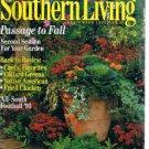 SOUTHERN LIVING September 1995 -All South Football '95 -Carolina Living-Garden +
